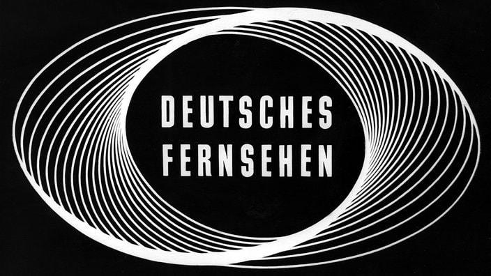 ARD-Logo aus den 50er Jahren. | Bildquelle: Interfoto/Sammlung Rauch