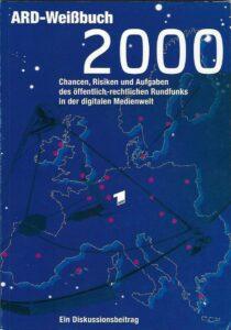 """Publikaton mit dem Titel """"ARD Weissbuch 2000"""".   Bildquelle: ARD"""