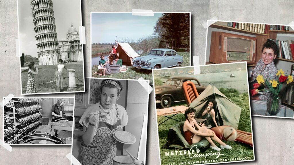 Titelbild der Folge 4 von HERstory. | Bildquelle: WDR